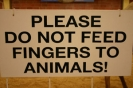 Do Not Feed Fingers