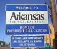 Home of Bill Clinton