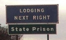Lodging State Prison