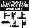 Many Positions