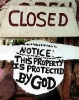 Protected by God