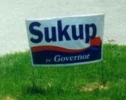 Sukup for Governor
